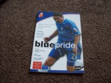 Oldham Athletic v Bradford City, 2004/05